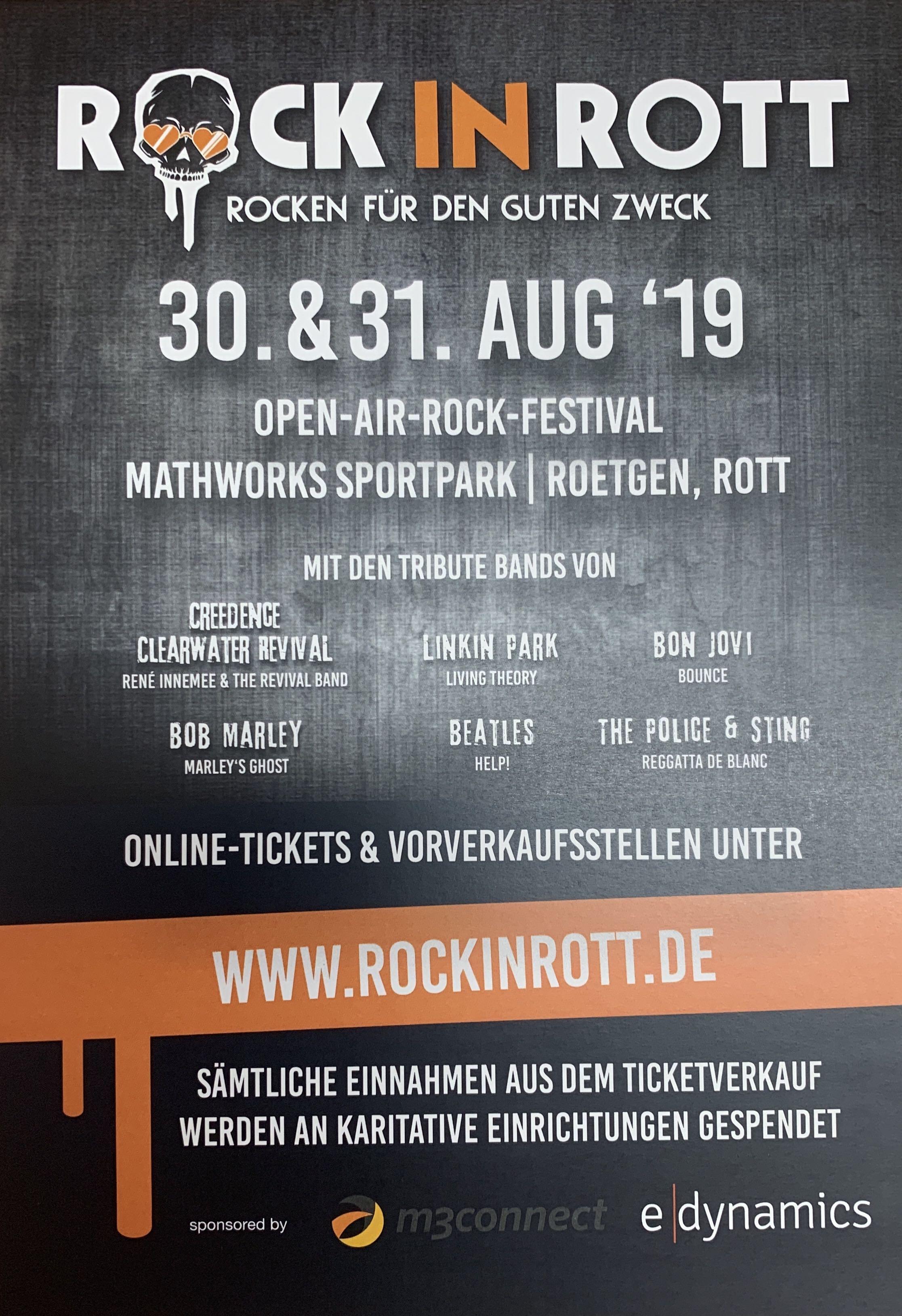 Rock in Rott Flyer